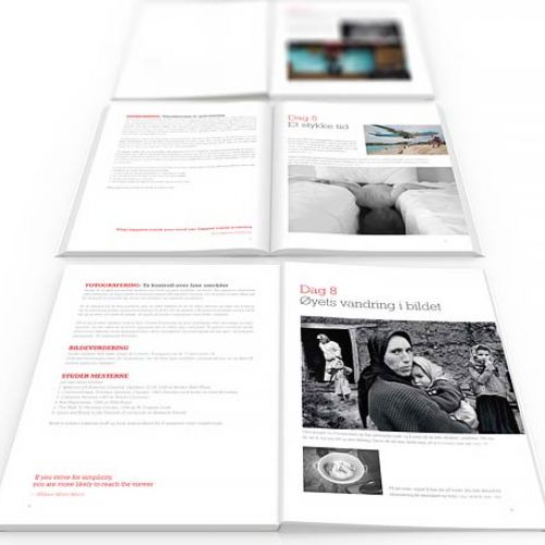 Fotografér – en workshopbok
