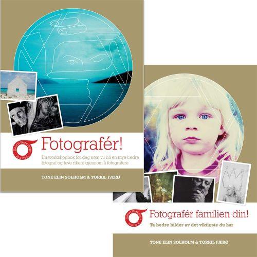 Fotografér + Fotografér familien din!